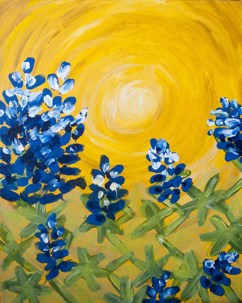 create auction items with art classes in Plano