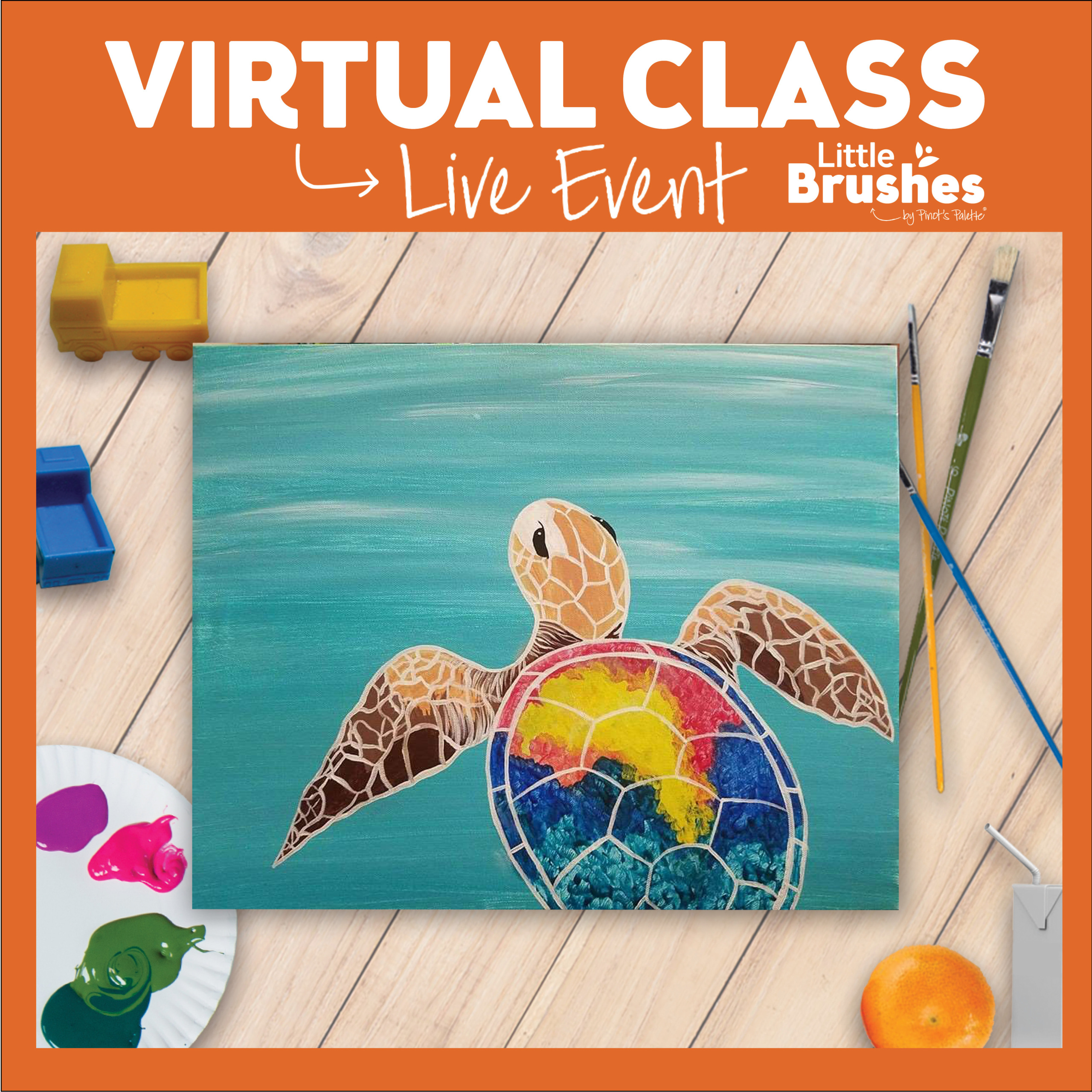 KIDS/FAMILY LIVE INTERACTIVE VIRTUAL CLASS