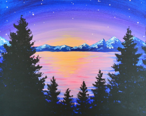 Picture of Incline Dreams painting