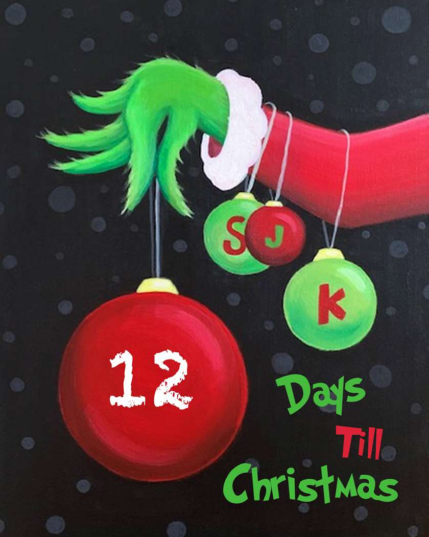 How Many Days Till Christmas 24 2020 Coming Soon   Tue, Nov 24 6:30PM at Huntsville