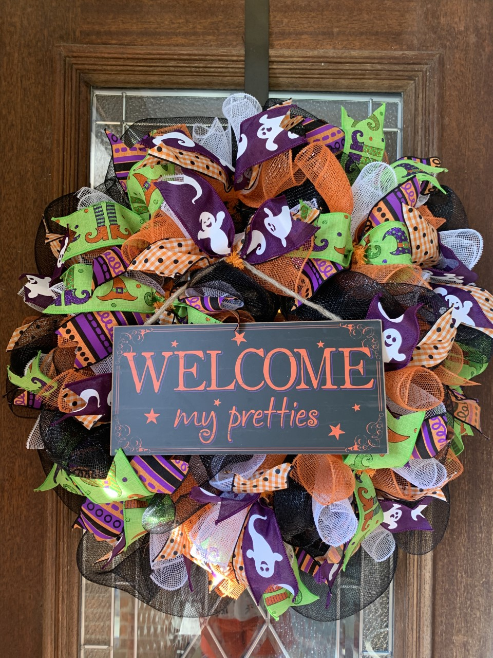 DIY Wreath Workshop - Halloween