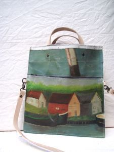 Make a Canvas Bag