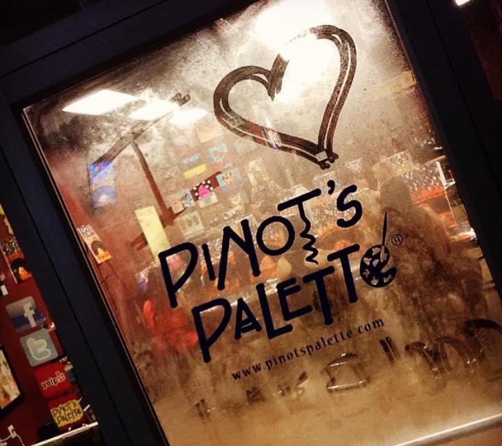 I Heart Pinot's Palette