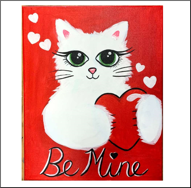 Valentines Kitty