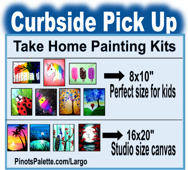 Cabin Fever Art Kits