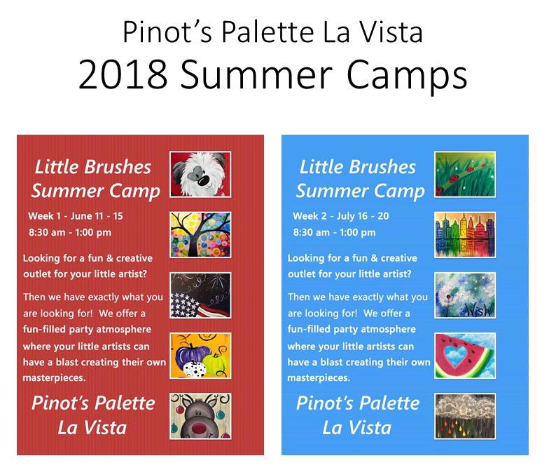 2018 Summer Kids Camps