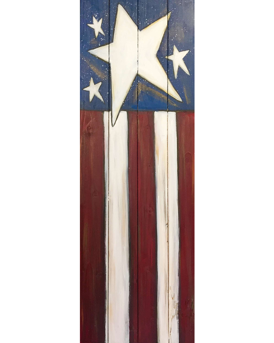 Folk Art Flag