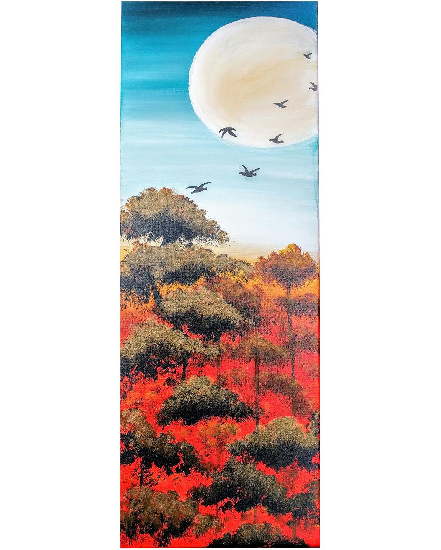 Moonlit Bonsai