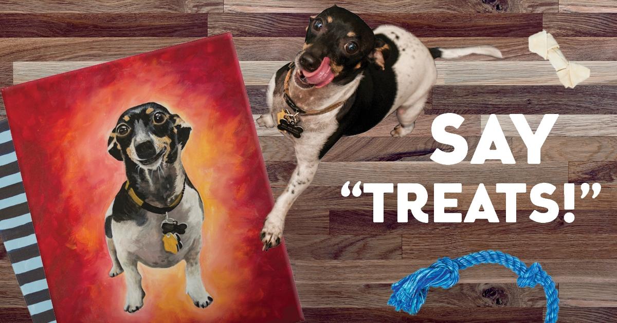 Project Pet - Paint your pet!