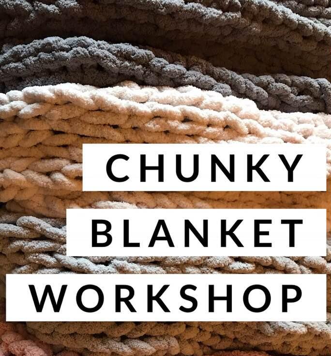 DIY Chunky Blanket