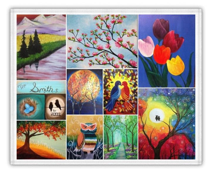 Spring Art Ideas For Grade 1
