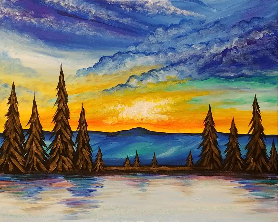 Spectacular Sunrise