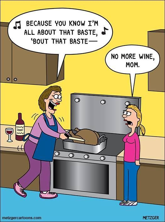 All About That Baste, Bout that Baste...