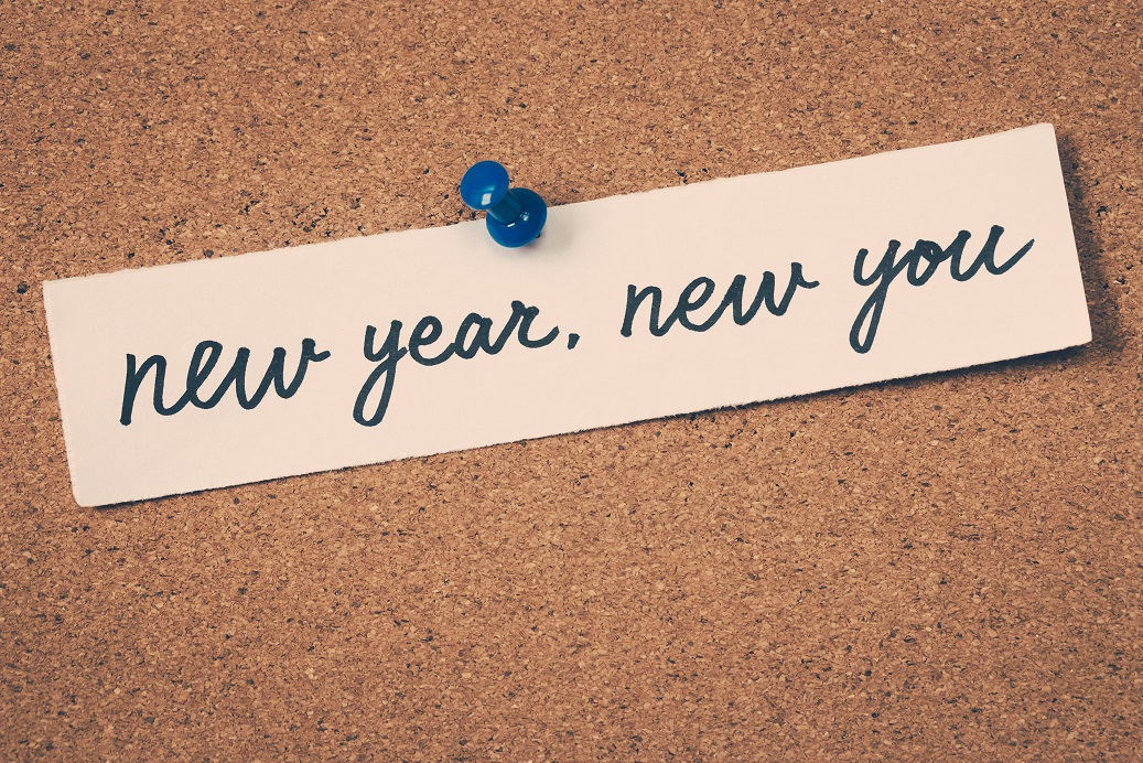6 Ways to Paint Your New Year's Resolutions