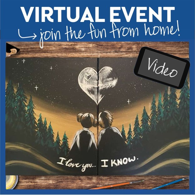 SW SiFi Valentine w/Trivia - VIDEO CLASS - Take ANYTIME that works for you~