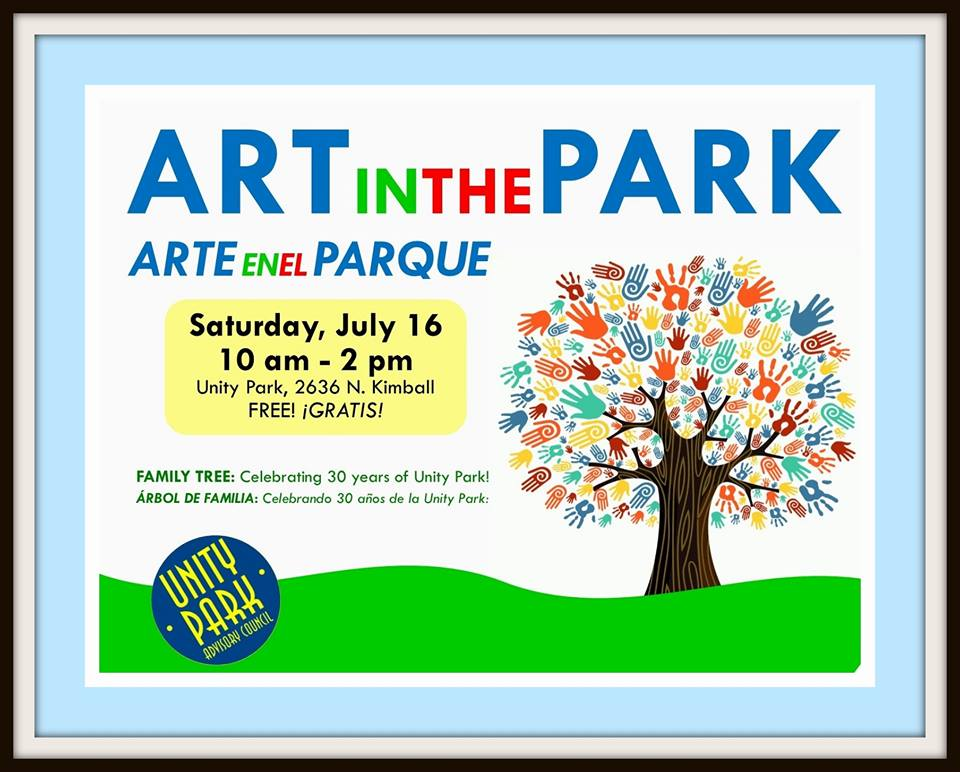 Art in the Park @ Unity Park