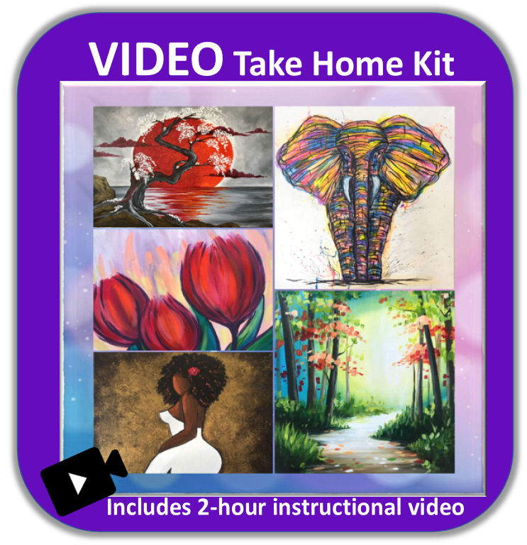 NEW - VIDEO Take Home Kits for Pick Up - NEW