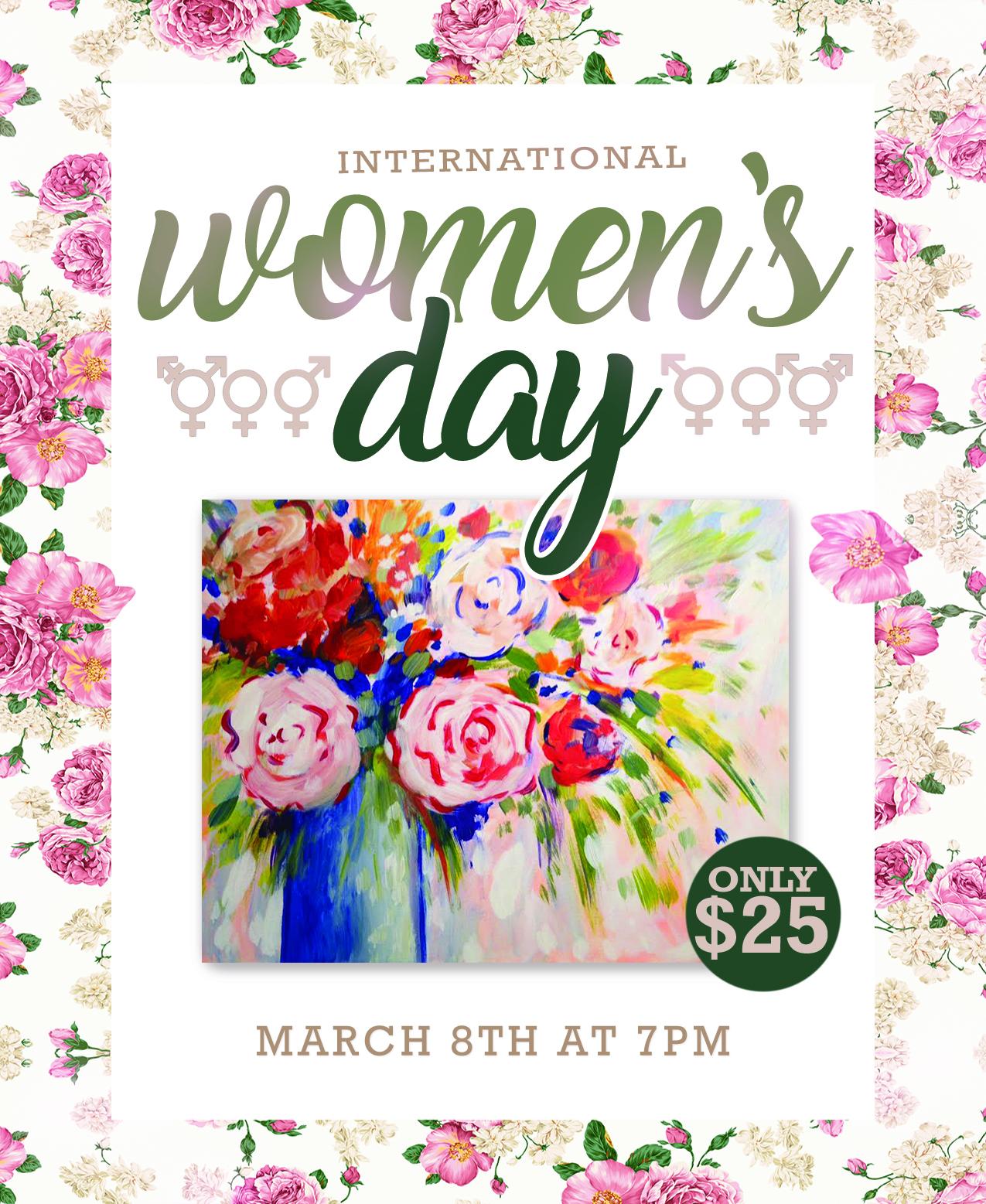 International Women's Day 2018!