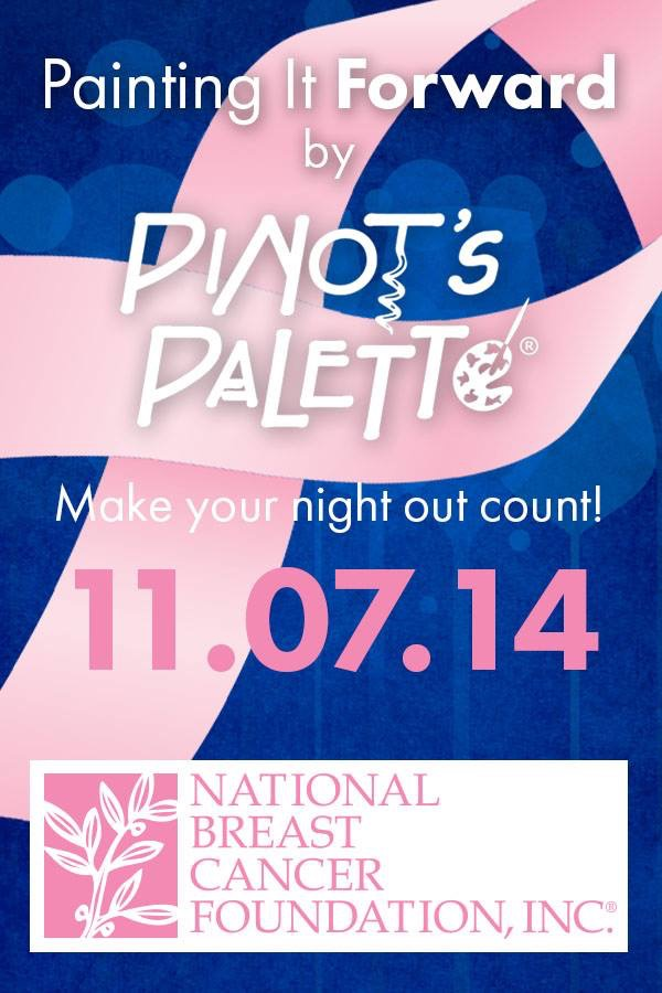 Paint. Drink. Fight Breast Cancer!