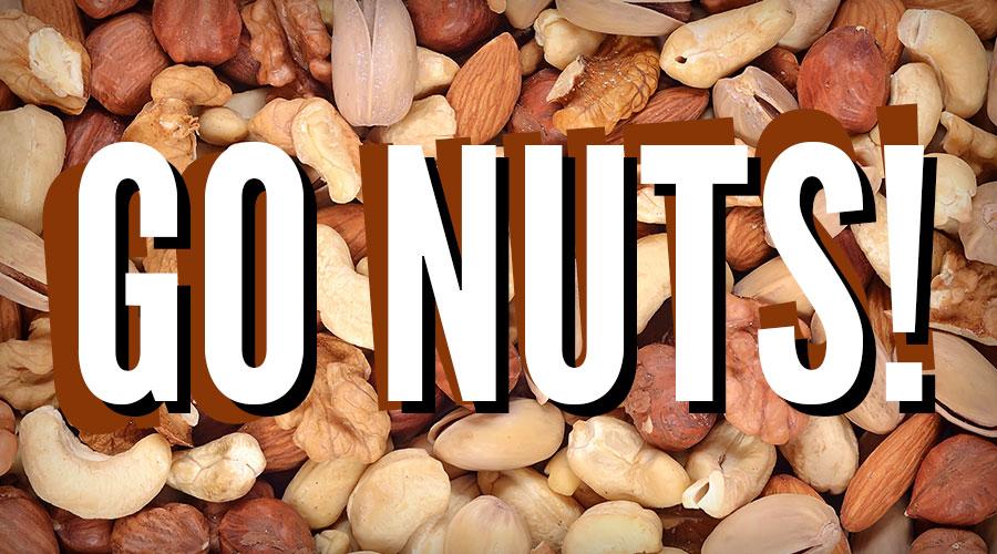Celebrate National Nut Day