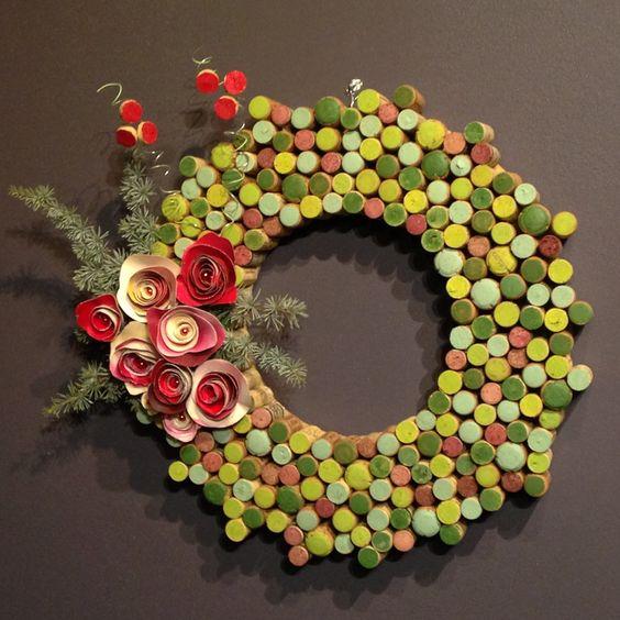 Pinot's Palette Artist Wreath Contest