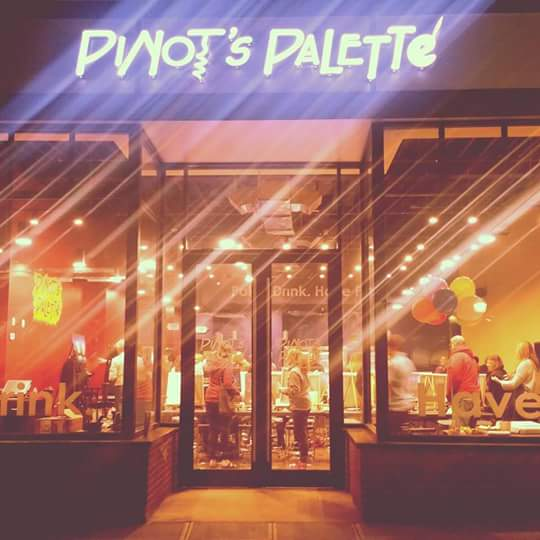 Westchester County Mom's Blog Puts a Spotlight on Mamaroneck - and Pinot's Palette - Mamaroneck!