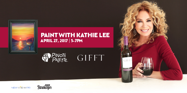 Paint With Kathie Lee Gifford!