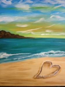 Missing Summer? Paint it!