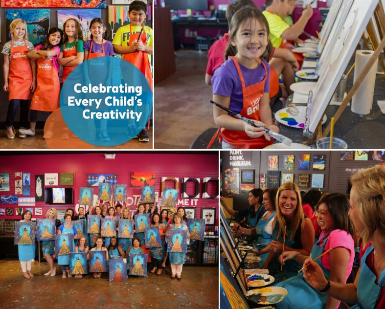 kids art classes in Houston