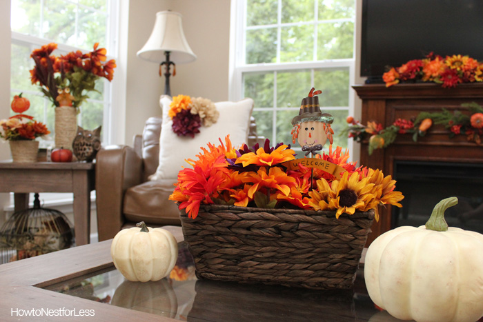 Fall Inspired D Cor On A Budget Pinot 39 S Palette