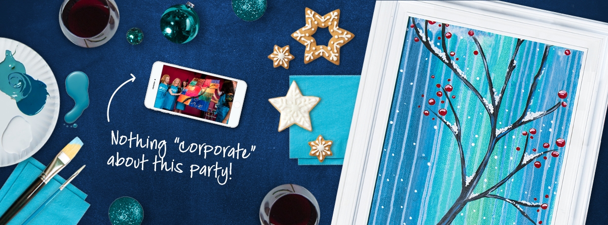 Team building holiday party ideas in houston