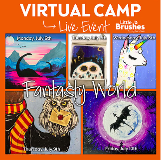 Full Week Virtual Summer Camp! $99!