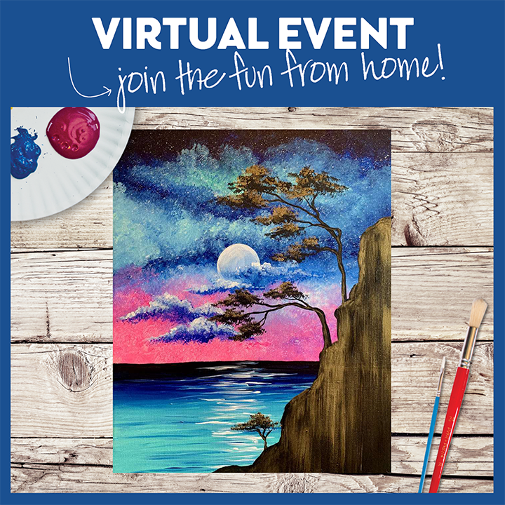 VIRTUAL EVENT (Not in-studio)