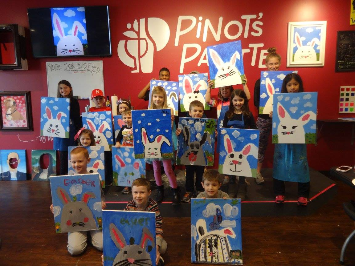 children art class birthday party places in Parsippany NJ
