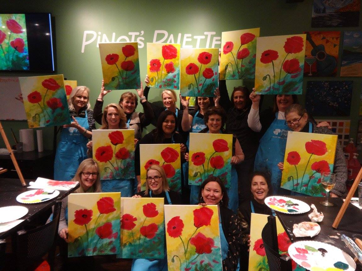 custom art classes Parsippany NJ