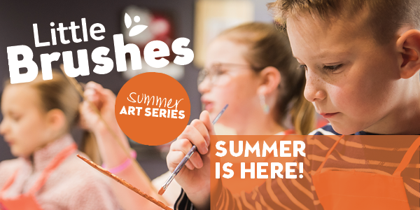 Virtual Summer Camps At Pinot's Palette!