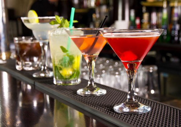 Naperville's Bar Menu