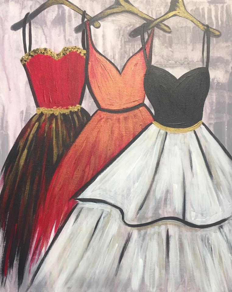 Galentine's Dazzling Divas