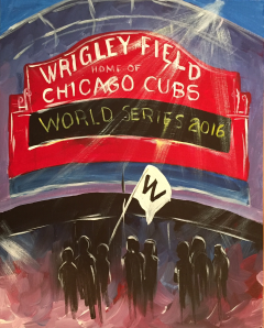 pinot's palette paint and sip party cubs win world series