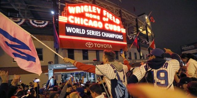 So, How About Them Cubs?