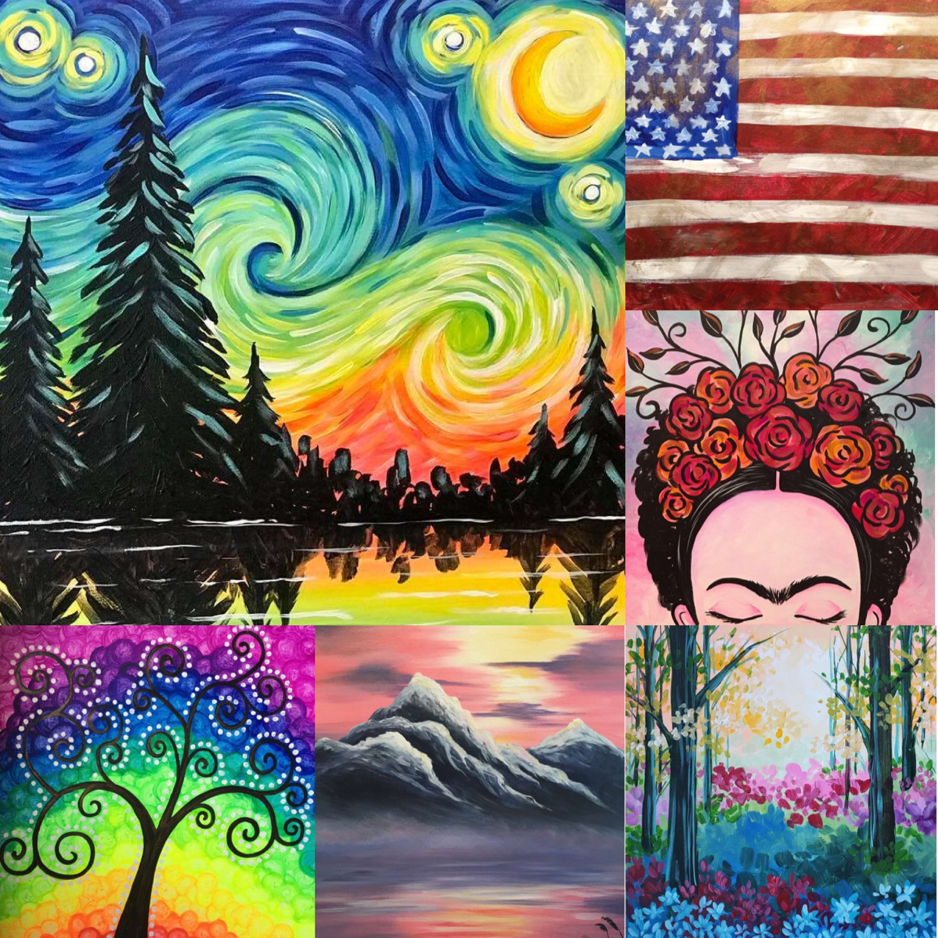 Upcoming Paintings Inspired By Great Artists Of The Past