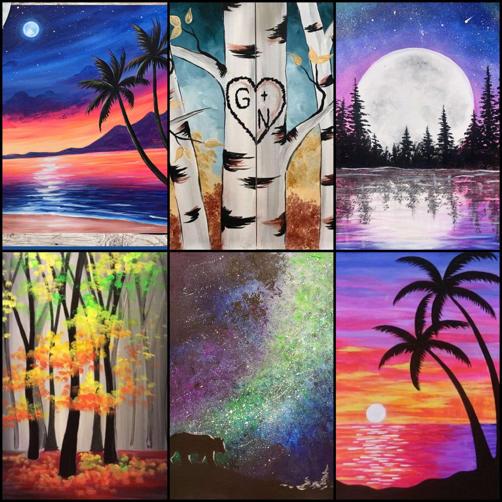 Stunning Landscapes For End of Summer/Start of Fall