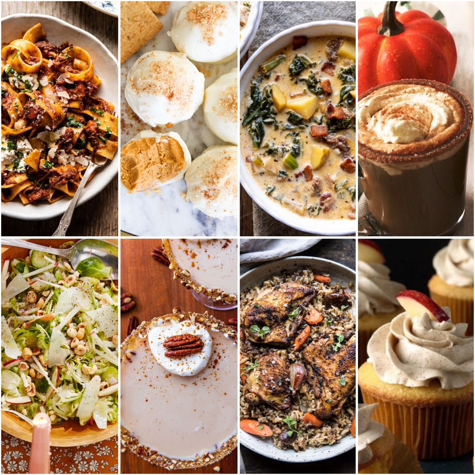 Amazing Fall Recipes You're Sure To Love!