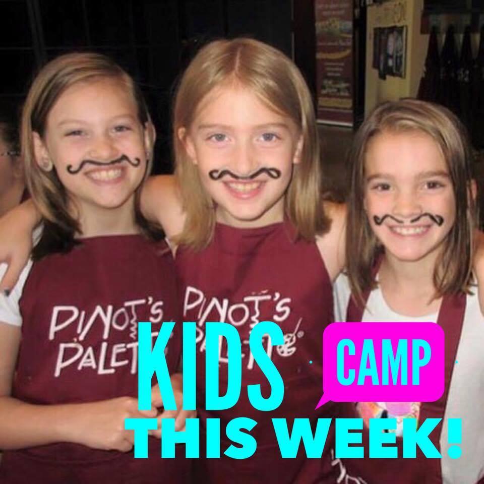 Little Brushes Kids Art Camp