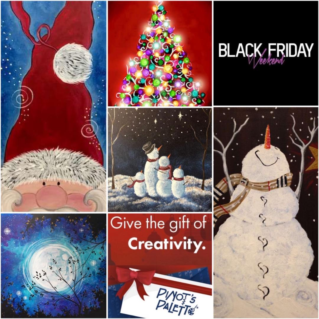 What 'Black Friday Weekend' Classes (& Deals!) Are Being Offered This Year?!