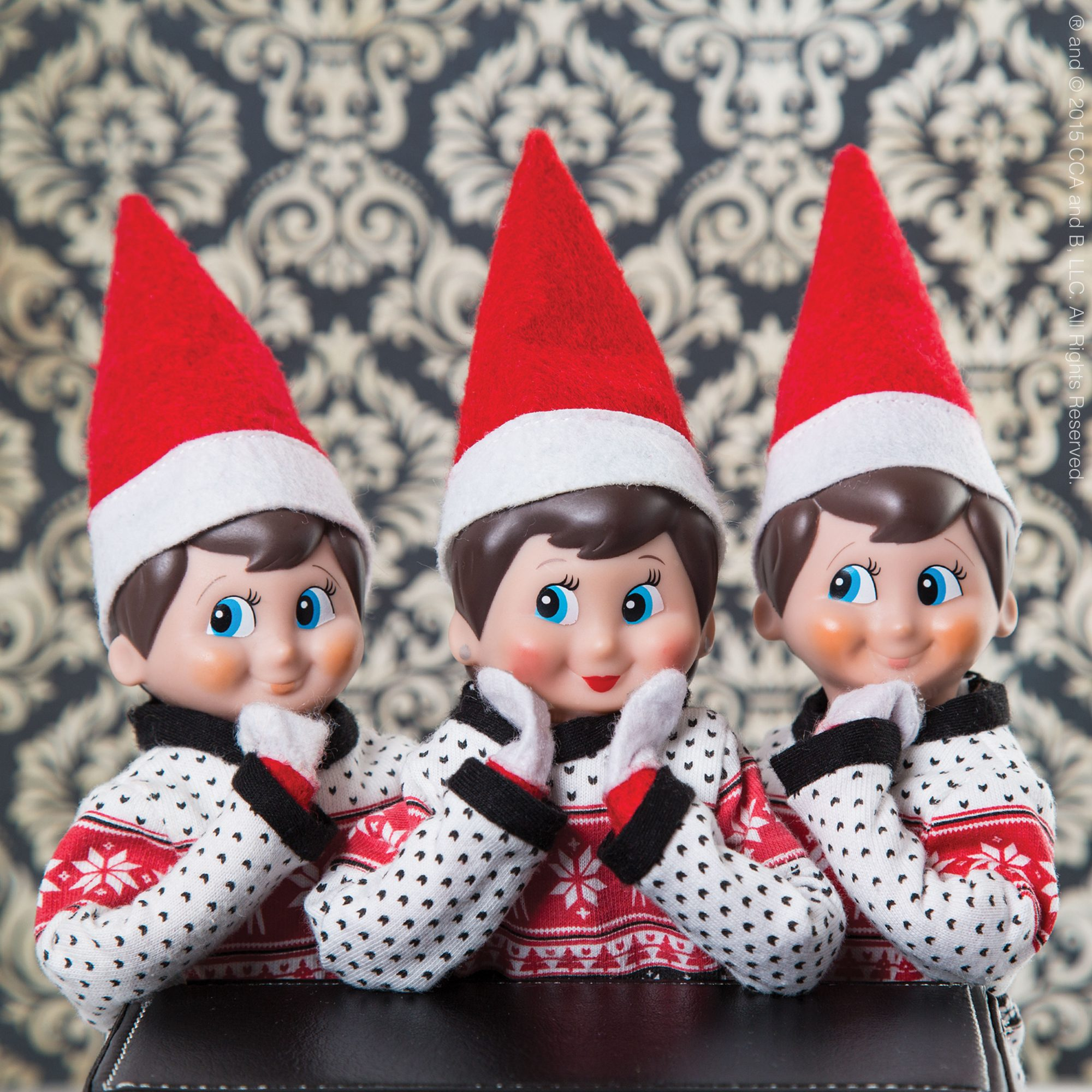 What Are Some Creative 'Elf On The Shelf' Ideas?!