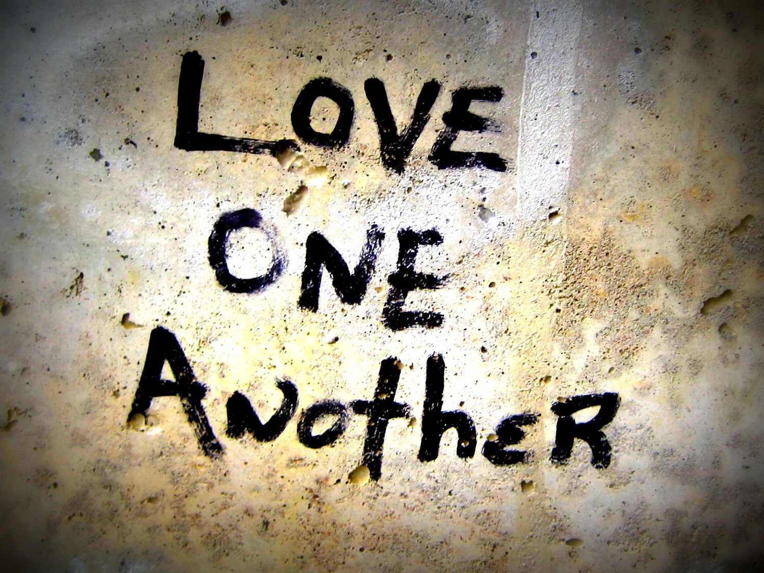 Just Love One Another