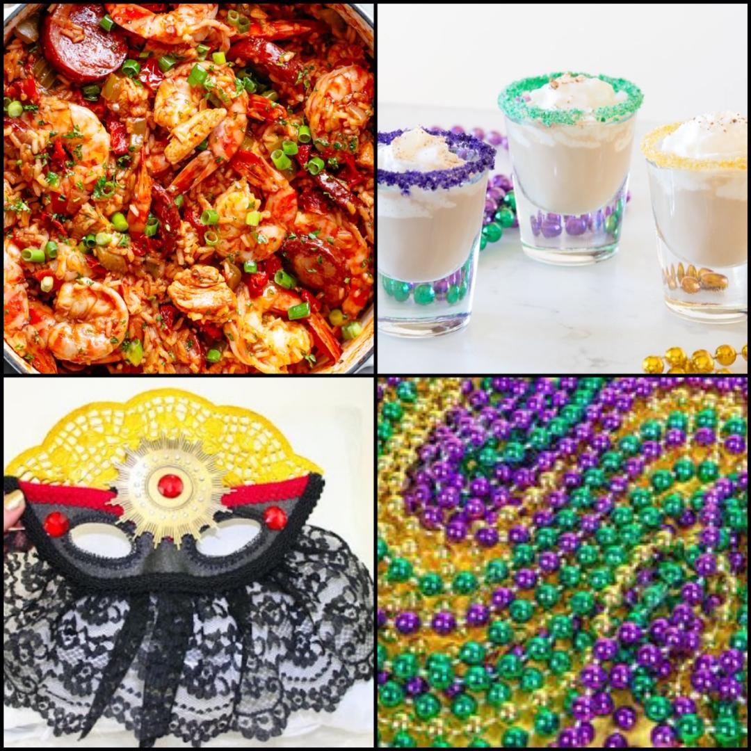 How To Throw A Fabulously Festive Mardi Gras Celebration