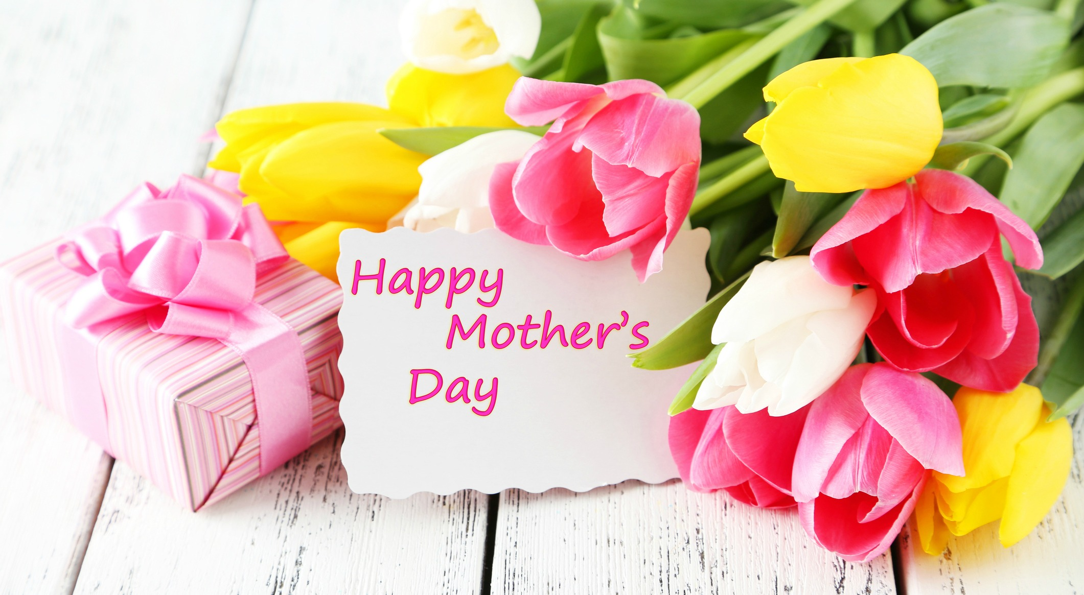 Virtual Mother's Day Classes Just For You!
