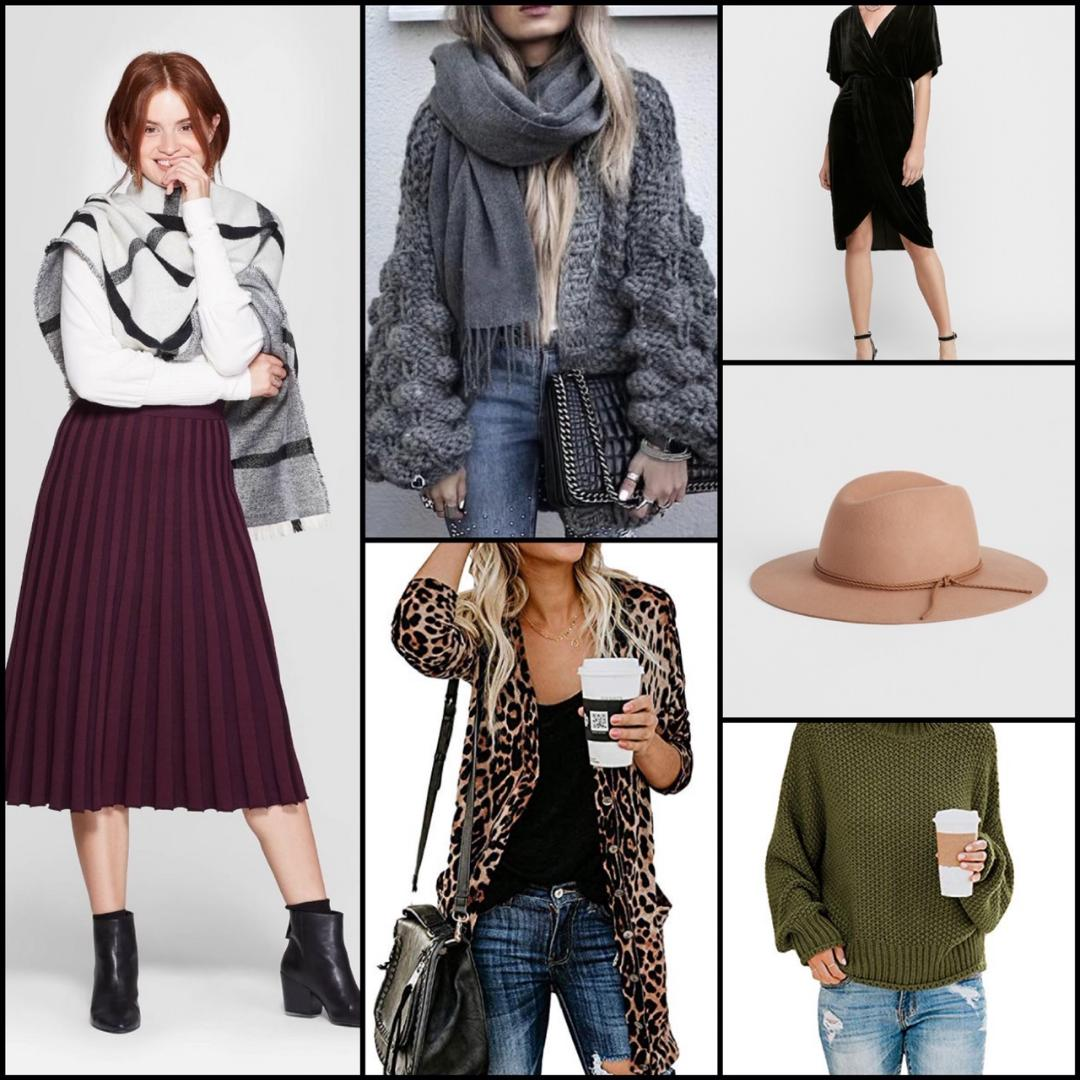 What Are Some Fashionable Outfit Ideas For The Holidays?